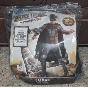 Rubie's Costumes - Justice League Muscle Batman Costume- 4/6 & 12/14